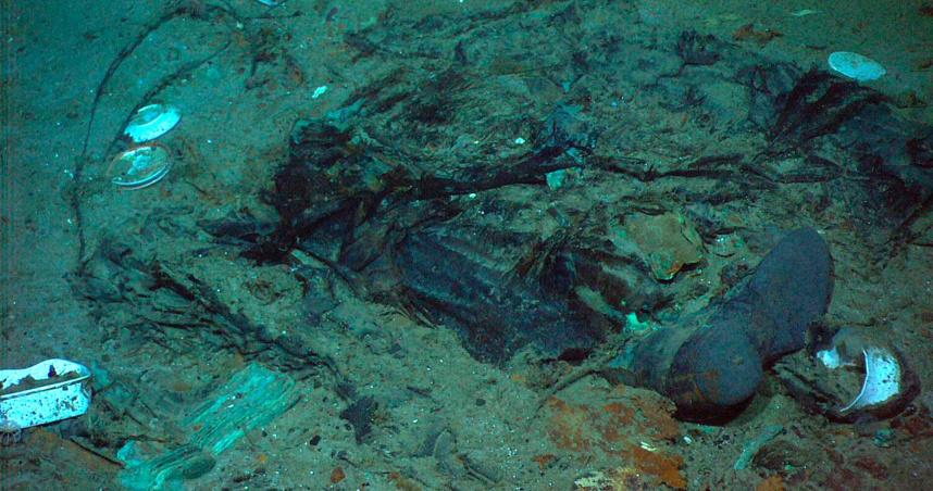 花280萬觀察「即將消失」鐵達尼號殘骸 旅客直呼「這算便宜了」