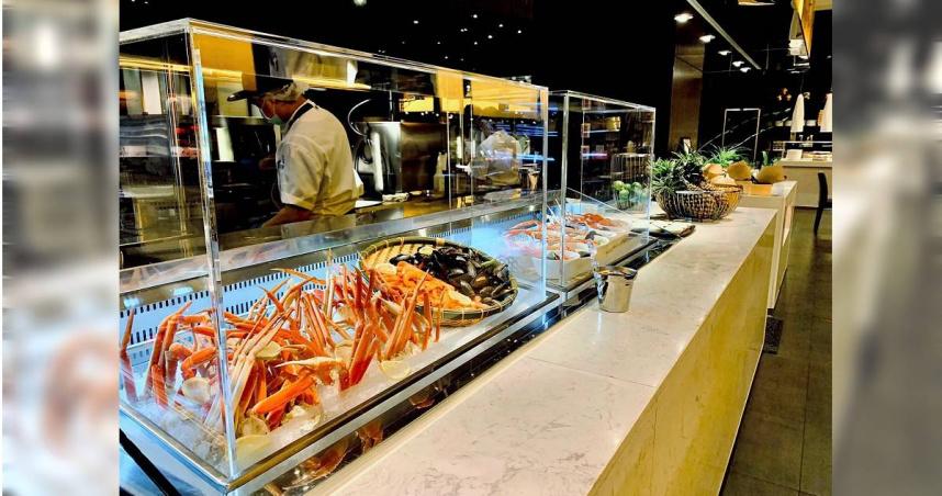 人氣飯店自助Buffet重啟!採現點現做、專人送餐 餐券可抵1.2倍消費