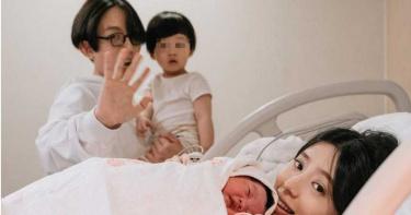 林宥嘉樂慶愛女滿月 「家的喜悅變成3+1倍」