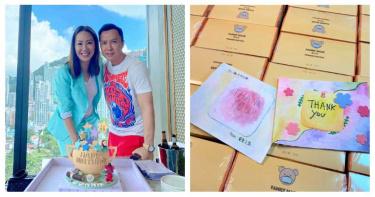 戲外也是英雄!甄子丹豪捐5千口罩 「手寫感謝信」曝光