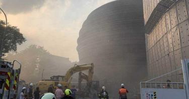 京華城拆除作業持續進行!地下2樓竟有「一具乾屍」 死者身份曝