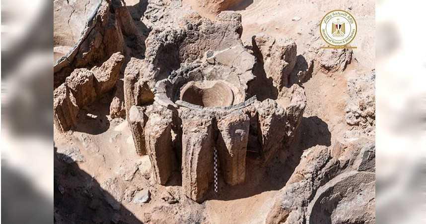 有5000多年歷史 埃及發現全球最古老啤酒釀廠遺跡