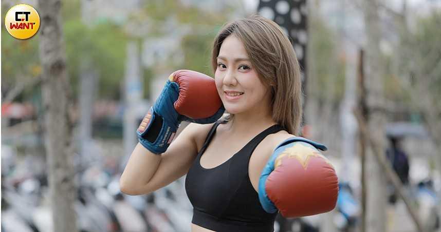 劉雨柔2天奪國際拳擊證照 揪尪砸7位數打造「愛的結晶」