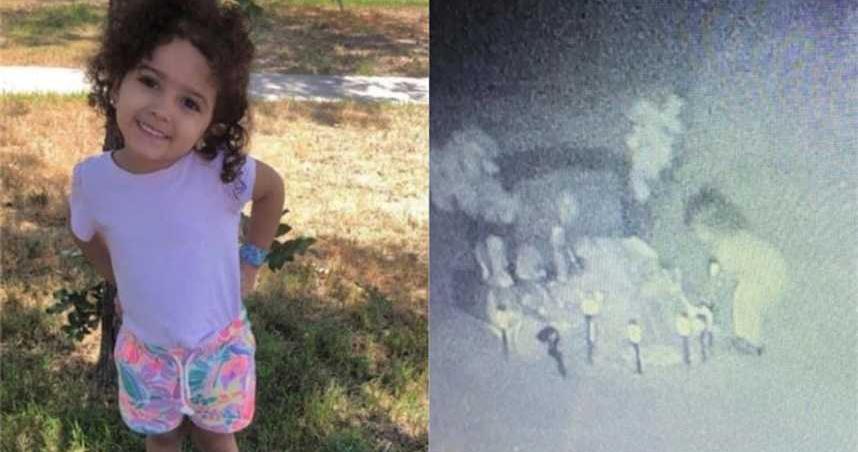 小女孩「墓碑旁看玩具」 媽看墓園監視器哭喊:女兒靈魂回來了