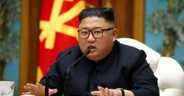 金正恩再度現身!主持軍事會議 宣布「增進核戰武力」