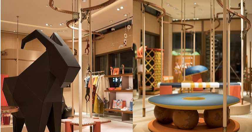 愛馬仕 petit h台北展覽開跑,用台灣傳統彈珠藝術為靈感打造頂級生活,周末快去愛馬仕 BELLAVITA 旗艦店