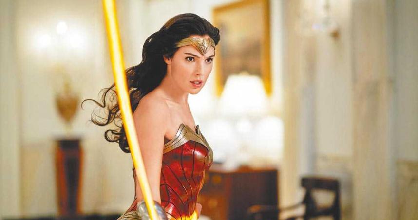 寶島大發功 《神力女超人》票房直逼億元