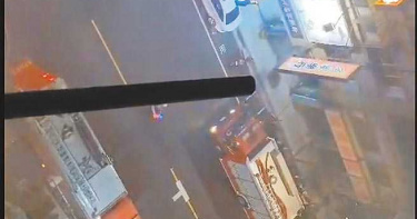 回台才4天!傳教士生前「直播數消防車」 一度安心會獲救⋯昏迷5小時罹難