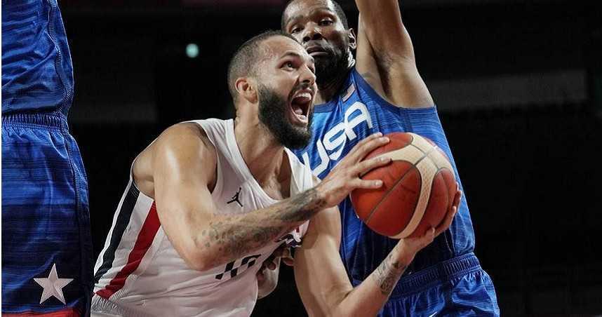 4連霸之路剛起步就重摔!美男籃預賽遭法國逆轉 76比83吞敗仗