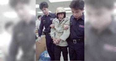 台灣治安史上最兇殘殺人魔 行刑式槍決、身負7人命