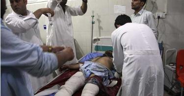阿富汗監獄遇襲!「大門遭炸毀」100囚犯趁亂逃 警匪駁火中至少11死