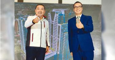 公辦都更新店行政園區落成 運動中心12月13日先進駐