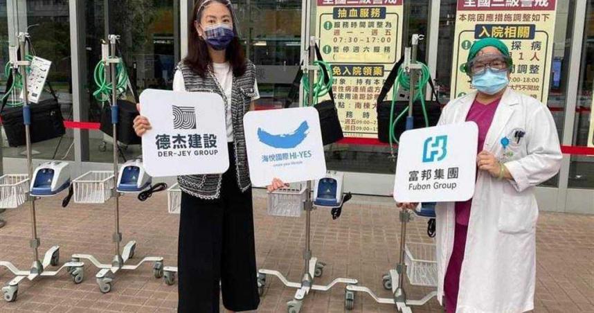 累到燒聲! 「抗疫女神」賈永婕:台灣現在最需要這2樣