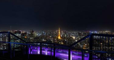 「六本木之丘展望台」改裝再出發 襯托月相打燈 夜晚更璀璨