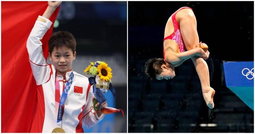 全紅嬋奧運奪金接班跳水女皇 她點出關鍵:先過這關