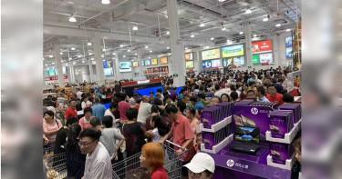 網友神預言!上海Costco開幕一週驚爆「退卡潮」