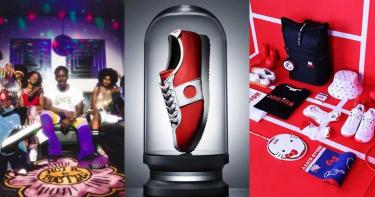 黑漆漆時尚略顯沒創意!今年冬季聯名球鞋改走繽紛鮮豔路線,穿上街絕對成為時尚潮人注目焦點!