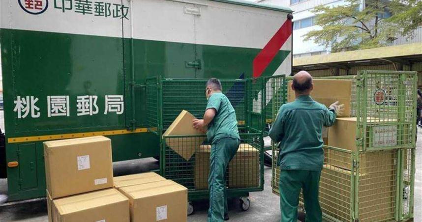 航班暫停往來 中華郵政:明起停收寄往英國各類航空郵件