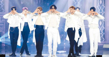 BTS金唱片大贏家 GOT7致詞藏玄機