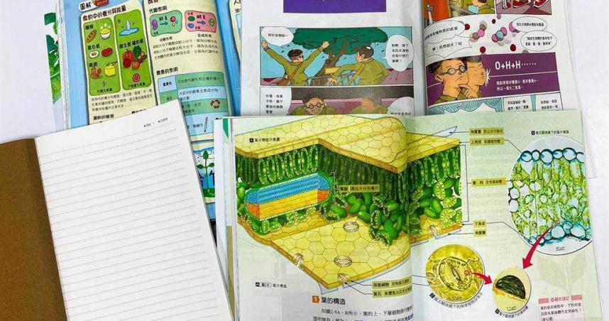 教科書價格過低「一本不到50元」 出版社嘆:比空白筆記本還便宜