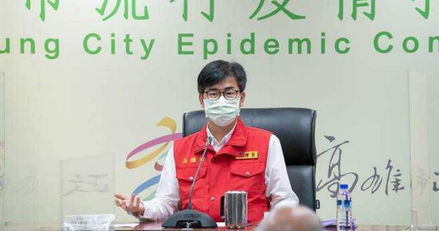 恩主公醫院病患帶病毒回高雄「致6人染疫」!陳其邁怒:新北疫調不確實