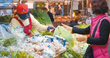颱風逼近台灣「菜價上漲2成」 高麗菜1顆300元