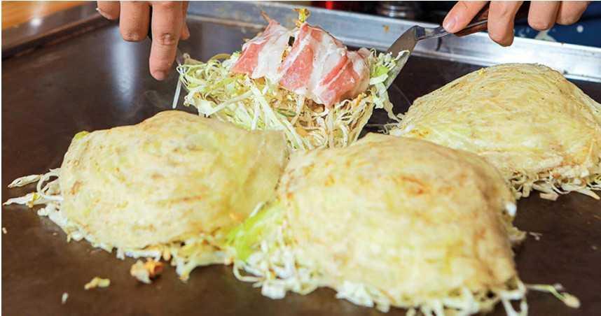 十席美味1/赤鐵廣島燒專賣店 現煎和風美味