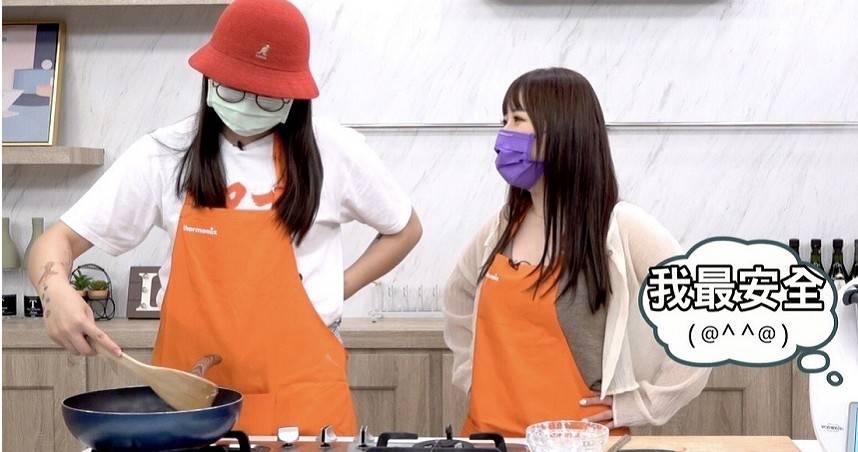 《料理之王2》總決賽在即 學姐受邀料理元氣餐點被打槍