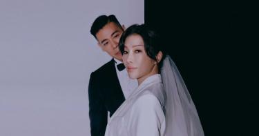 KIMIKO婚紗照曝光 11月百年教堂見證幸福