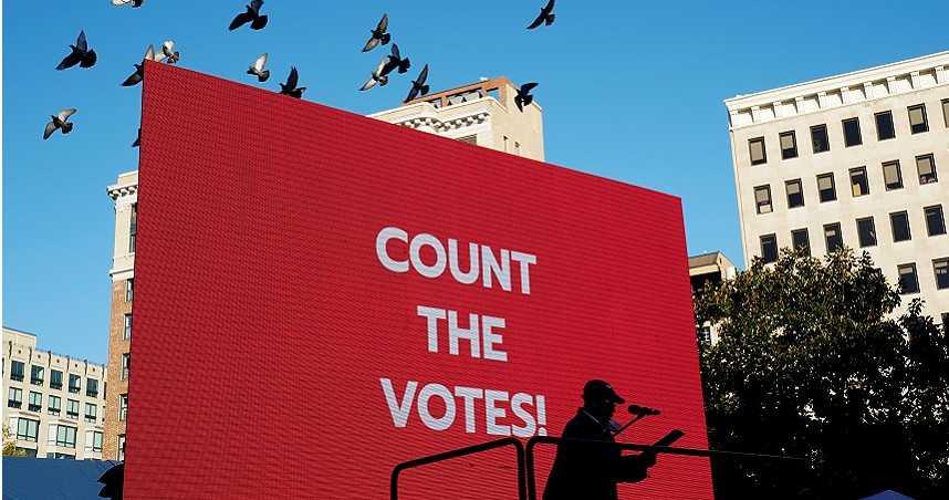 亞利桑那州爆「奇異筆門」陰謀 民眾抗議墨水作廢選票