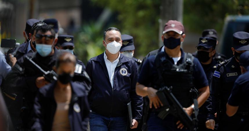 遭解雇警察成為黑幫頭目 薩爾瓦多警察在前同事家中挖出24具屍體