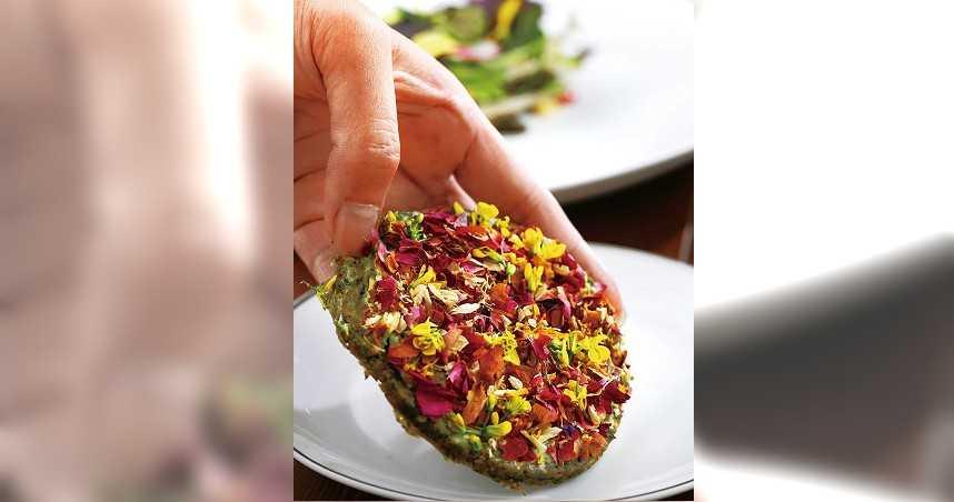 十席美味2/鴻疆石 創意蔬食套餐