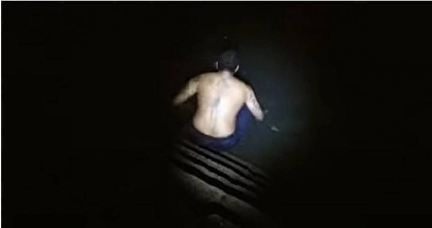 男子農曆7月挑戰夜游 下水5分鐘沒呼救「詭異消失」