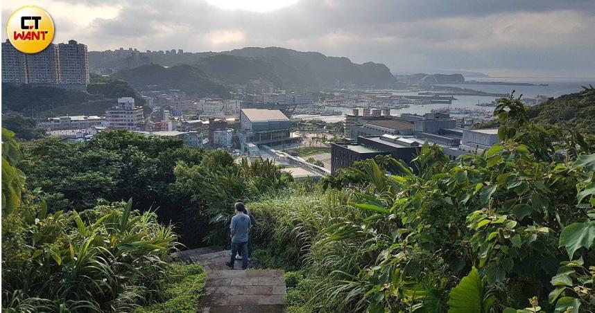 尋藝術遊基隆3/加碼走步道覽山海 博物館看新展