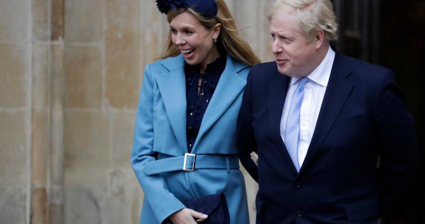英首相懷孕女友出現「肺炎病徵」 竟說:我不需篩檢