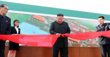 金正恩大動作清理北韓高層 情報、護衛負責人都遭撤換