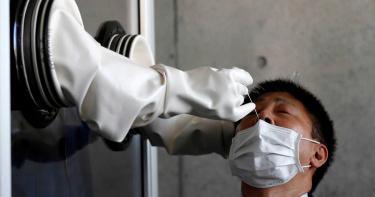1歲童新冠篩檢「棉花棒斷在鼻腔內」 釀呼吸道阻塞亡