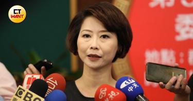 修憲廢考監國民黨爆嚴重分歧 陳亭妃怒:欸欸欸說話算話好嗎?