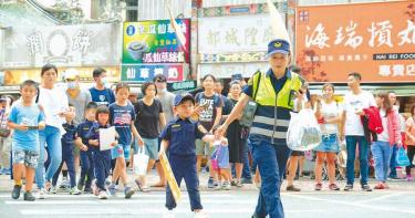 竹市路口大執法3周取締4786件 闖紅燈居冠