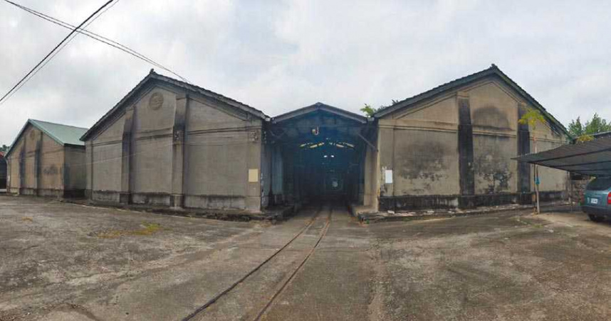 北港糖廠閒置20年 將朝「雲林駁二」特區規畫
