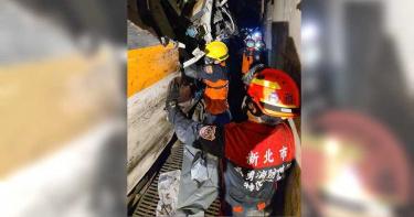 太魯閣號累計48人罹難 第8節車廂死傷最慘