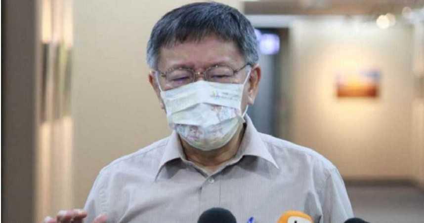 新冠肺炎疫情嚴峻…柯P宣布「提高防疫等級」 6/8前禁探病、畢旅