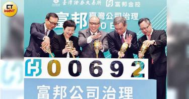【阿水講股】股市阿水:ETF新秀00692  贏過老大哥0050