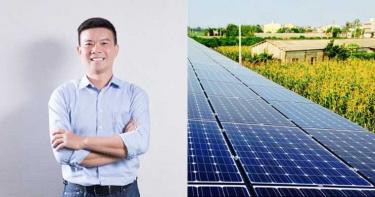 10億首樁國際綠電投資案敲定!睿禾控股陳坤宏主導 日本軟銀能源、全球人壽等六方參與