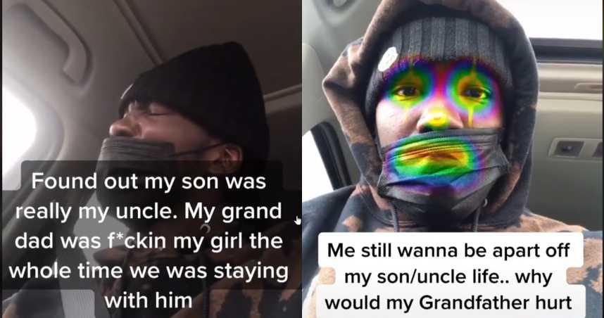 傻眼!男子察看女友手機 發現「兒子其實是叔叔」