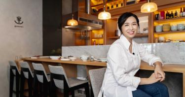 好夢幻!「亞洲最佳女廚師」陳嵐舒的料理 在家就能輕鬆上菜