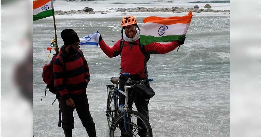 花5年騎自行車環遊世界!極限運動員「印度墜谷」奇蹟甦醒 卻在家鄉遇橫禍