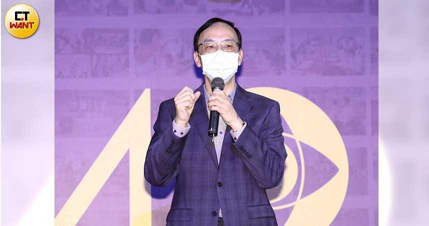 日本124萬劑疫苗運抵 朱立倫:沒有面子問題台灣需要幫忙
