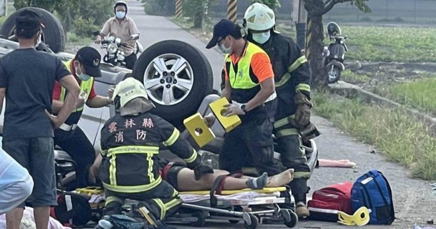 雲林幼園師車禍 9歲兒截肢保命右臂「剩皮黏著」
