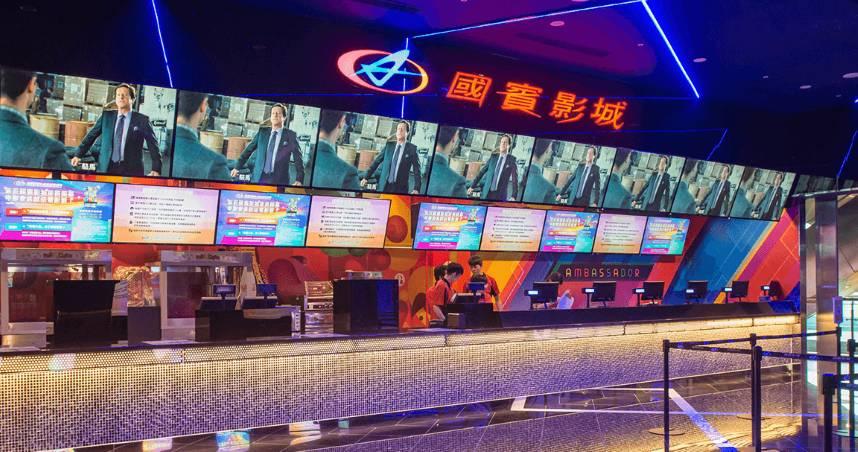 陪伴台北人20年 微風國賓影城「租約到期」月底熄燈